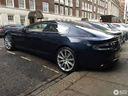 aston martin rapide 2017 aston martin rapide 7 march 2017 autogespot
