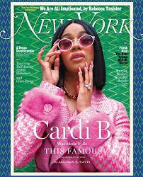 cardi b makes music history again wdkx com
