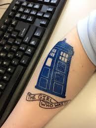 tardis tattoo i need a tardis tattoo stat pinterest tardis