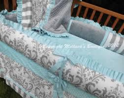 Boutique Crib Bedding Girly Crib Bedding Etsy