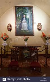painting of sister ana or sor ana de los angeles monteagudo in