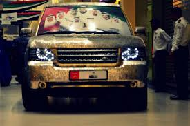 wrapped range rover what the bling ever dream of a coin wrapped range rover or g class