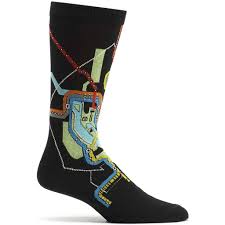 Dc Subway Map by Ozone Design Dc Metro Subway Mens Map Sock Shop Novelty Socks
