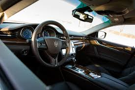 maserati jeep interior 2014 maserati quattroporte s q4 around the block automobile