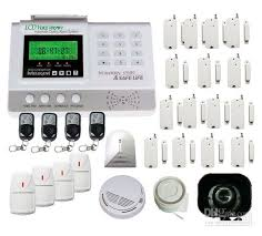 99 zone auto burglar wireless home security alarm system kit