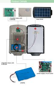 Solar Street Light Circuit Diagram by Alibaba Manufacturer Directory Suppliers Manufacturers