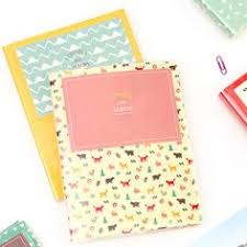 Slip In Photo Albums Gunmangzeung Lovable Pattern Instax Mini Slip In Photo Album Ver 2