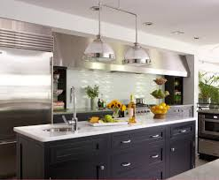Mini Pendant Lights Over Kitchen Island Glass Hanging Pendants Over Island For Gray Color Kitchen Home