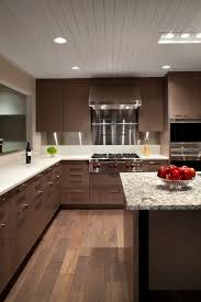 Engineered Hardwood In Kitchen Engineered Hardwood Floors Kitchen Contemporary With Corian