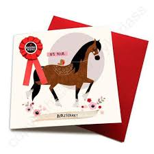 and pony greeting cards a selection