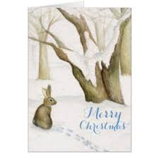 christmas watercolor note cards zazzle