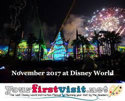 what was the date for thanksgiving 2012 november 2017 at walt disney world yourfirstvisit net