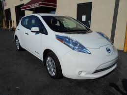 nissan leaf for sale 61552 2015 nissan leaf auto star used cars for sale