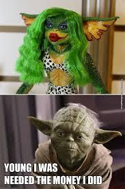 Meme Generator Yoda - funny yoda blank template imgflip