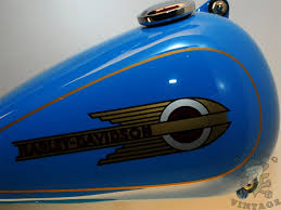 harley davidson tank emblem and paint colors for 1936 1939
