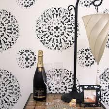Decorative Wall Stencils Wall Pattern Stencils Stencil Patterns For Diy Home Decor Wall