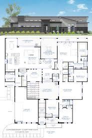 baby nursery courtyard modern house plans modern house plans