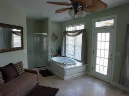 Modern Master Bathroom Ideas by Bathroom Dark Master Bathroom With Gray Wall Shade And Round