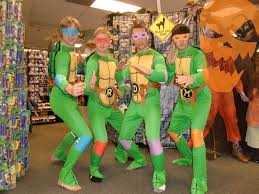 Tmnt Halloween Costumes Win 2 Tickets Teenage Mutant Ninja Turtles Theatres Month