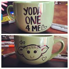 yoda one for me this is fantastic craft time pinterest