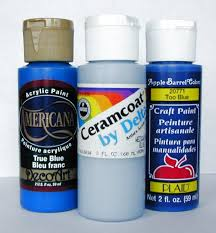 acrylic stencil paint for interior and exterior use
