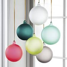 stuffers disco silver ornament from cb2 1 95