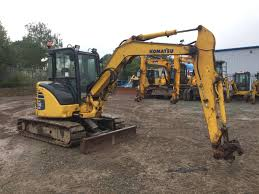 5 ton digger for sale komatsu pc55 from ridgway rentals plant sales
