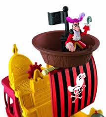 jake land pirates hook u0027s jolly roger pirate ship ebay