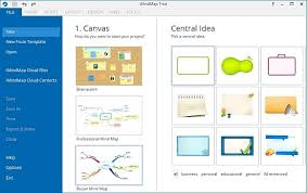 plan organize and present mind maps with imindmap