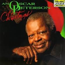 christmas photo albums oscar peterson an oscar peterson christmas 40 essential