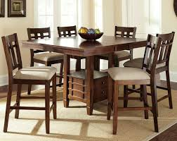 How Tall Is A Dining Room Table Kitchen Pub Height Table Set Small Counter Height Table High Top