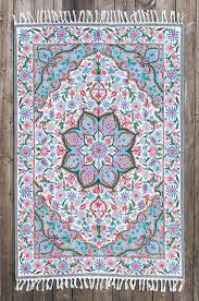 Large Pink Area Rug Turquoise Area Rug Pink Area Rug6x9 Area Rugsgreen Area