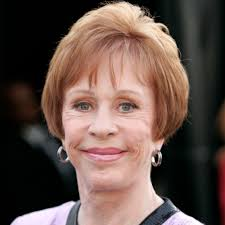 carol burnett short hairstyles with side bangs carol burnett