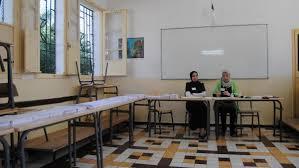 les bureaux de vote législatives en algérie les bureaux de vote n ont pas attiré les