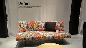 Unfurl Sofa Our Little Design Darling Unfurl Dressed In Wild Flower Ciff