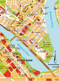 Map Com Stadtplan Brisbane Australien Karte Und Routenplaner Von Maps