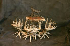 sanctuary ranch antler products deer horn wine rack fireplace