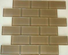 Brown Subway Tile Backsplash by Retro Subway Tile Backsplash Glass Subway Tile Backsplash With
