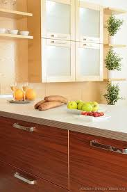 light wood tone kitchen cabinets kitchen idea of the day modern two tone kitchens excellent