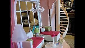 barbie three story dream house dollhouse tour customized w