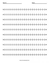 exquisite quiz worksheet number line subtraction addition study