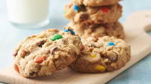 quick easy monster cookie recipes and ideas pillsbury com