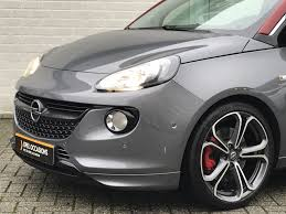 opel adam 2016 occasion 2016 opel adam 1 4 turbo s 150 pk 18