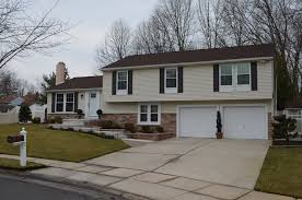 split level home before and after split level home in southern jersey