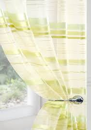 Shabby Chic Voile Curtains Metropole Voile Curtain Panel Green Cheap Green Curtain Voile