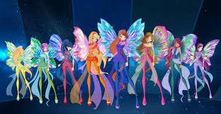 winx dreamix wallpaper winx rainbow love deviantart
