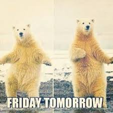 Almost Friday Meme - hope we all have a great thursday it s nearly the weekend