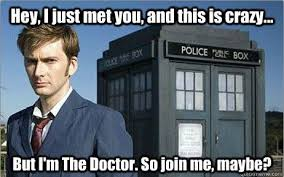 Doctor Who Memes Funny - our life in middle school doctor who fandom