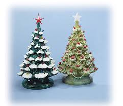 ceramic christmas tree ceramic christmas tree lights bulbs ornaments and decorations