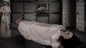 convulsing nurse spirit halloween tekky u0027s levitator youtube